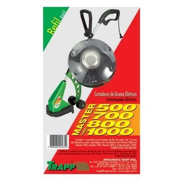 refil aparador grama trapp master 800 1000