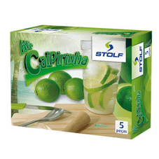 kit caipirinha stolf 5 pecas