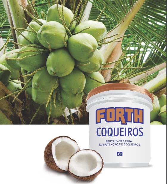 fertilizante forth coqueiros