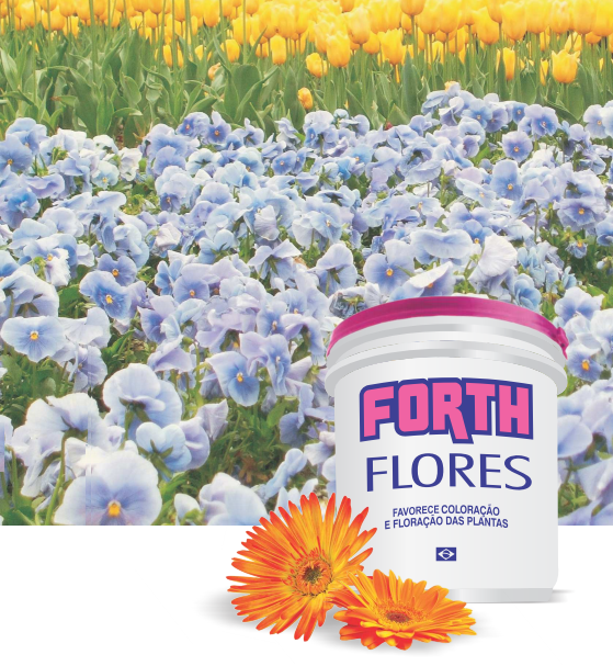 capa fertilizantes flores forth