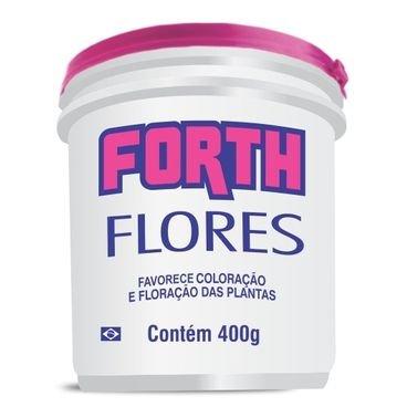 fertilizante forth para flores 400g