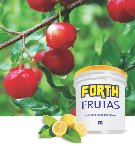 fertilizante farelado forth frutas banner