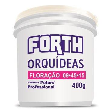fertilizante farelado forth orquideas floracao 400g