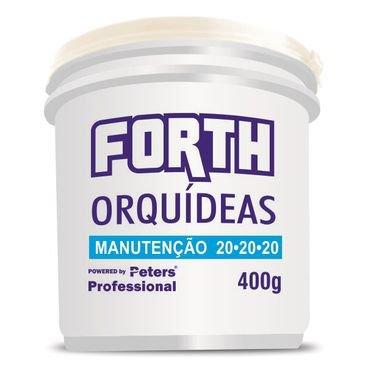 fertilizante farelado forth orquideas manutencao 20 20 20 3kg