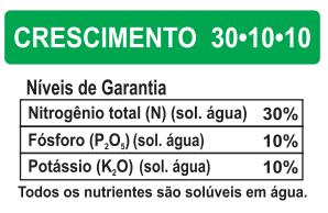fertilizante farelado forth orquideas crescimento formulacao