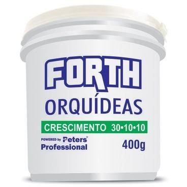 fertilizante farelado forth orquideas crescimento 30 10 10