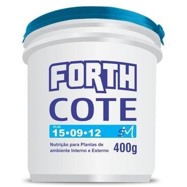 fertilizante liberacao lenta controlada forth cote 5 meses 15 09 12 400g