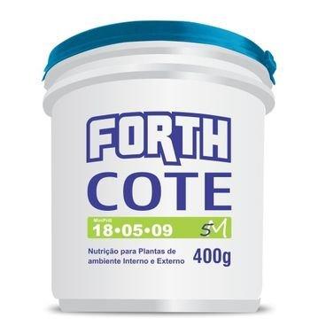 fertilizante liberacao lenta controlada forth cote 5 meses 15 05 09 miniprill 400g