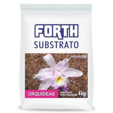 substrato orquidea 4kg forth