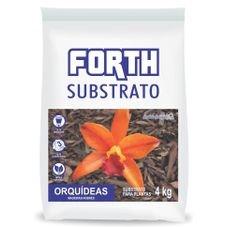 substrato orquidea 4kg forth madeiras nobres