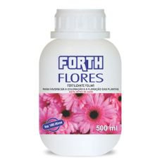 fertilizante liquido flores forth 500ml