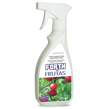 fertilizante liquido frutas forth 500ml pronto uso