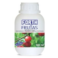 fertilizante liquido frutas forth 500ml