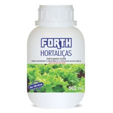 fertilizante liquido hortalicas forth 500ml