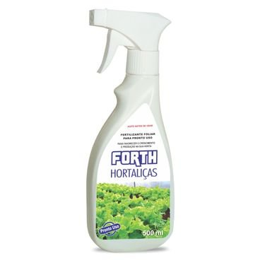 fertilizante liquido hortalicas forth 500ml pronto uso