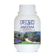 fertilizante liquido jardim forth 500ml