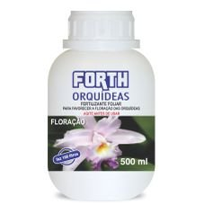 fertilizante liquido orquidea forth 500ml floracao