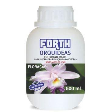 fertilizante liquido orquidea forth 500ml floracao