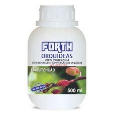 fertilizante liquido orquidea forth 500ml manutencao