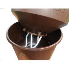 vaso acqua auto irrigavel verde vida sistema irrigacao