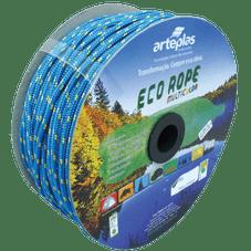 corda ecorope colorida poliester arteplas 4mm