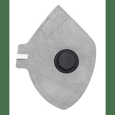 mascara respirador pff 2 com valvula pro face