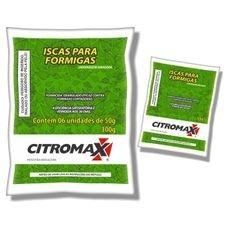 isca para formigas resistente umidade citromax