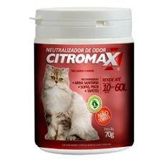 neutralizador de odor mau cheiro gatos citromax