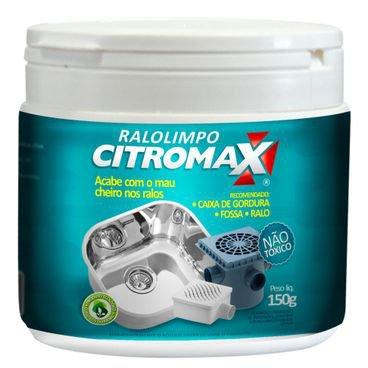 ralo limpo mau cheiro nao toxico citromax