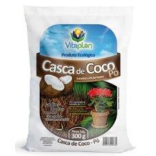 casca de coco em po vitaplan 300g