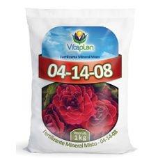 fertilizante adubo 04 14 08 mineral misto