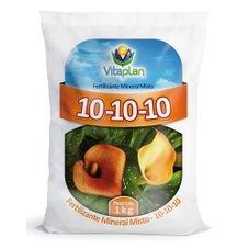 fertilizante adubo 10 10 10 vitaplan