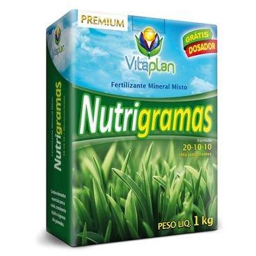 fertilizante adubo nutrigramas 20 10 10 mineral misto
