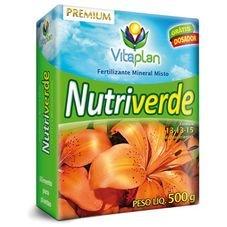fertilizante adubo nutriverde 13 13 15 mineral misto