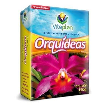 fertilizante adubo orquidea 10 10 10 mineral misto