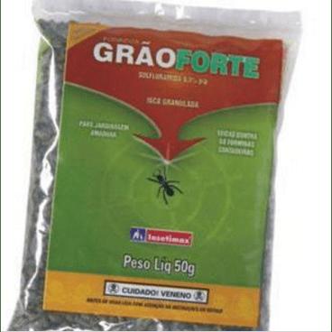 formicida grao forte 50 g insetimax
