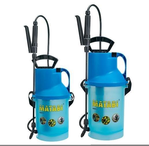 pulverizadores matabi pressao spray jardim flor 5 e 7 litros