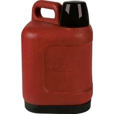 garrafao termico amigo mor vermelho pu 5 litros frente