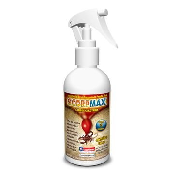 scorpmax veneno para escorpiao insetimax spray pronto uso