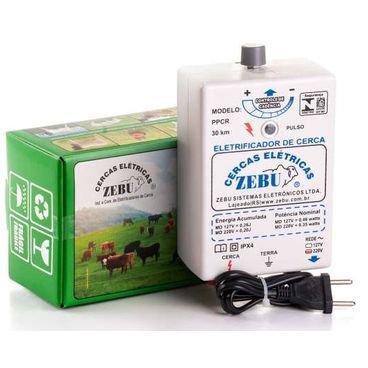 eletrificador de cerca linha economica ppcr zebu