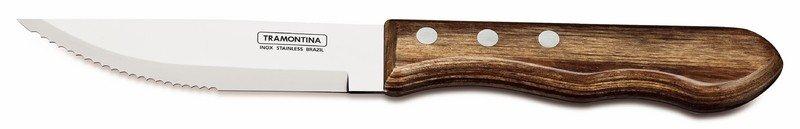 faca polywood cabo madeira jumbo 5 polegadas tramontina