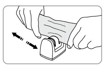 afiafor de facas diamantado tramontina embalagem manual limpeza