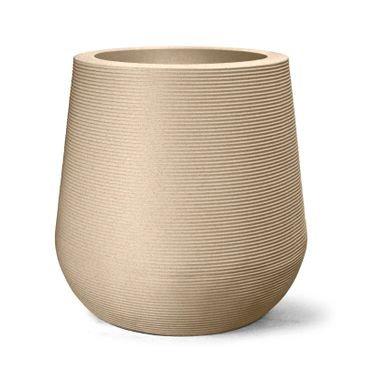 vaso riscatto redondo 34 areia