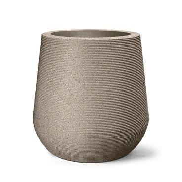 vaso riscatto redondo 34 granito