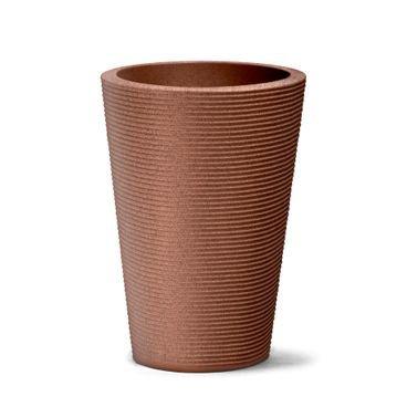 vaso riscatto conico 42 ferrugem