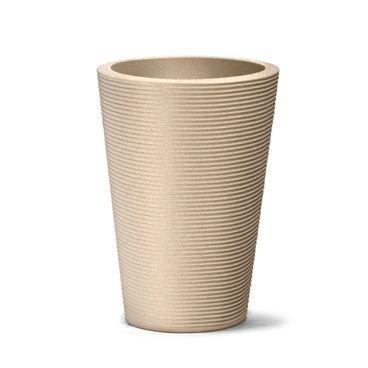 vaso riscatto conico 55 areia