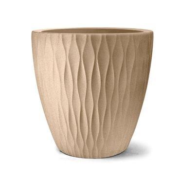 vaso infinity redondo 50 areia