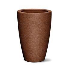 vaso grafiato conico 65 ferrugem