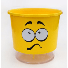 vaso auto irrigavel raiz calekolos amarelo n2