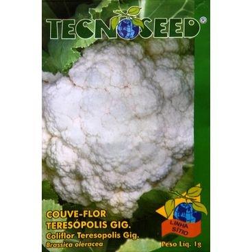 semente couve flor teresopolis gigante tecnoseed